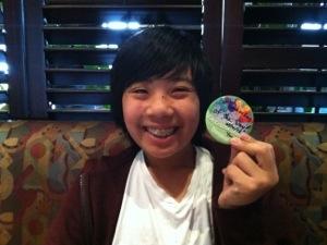 14-year old Josh