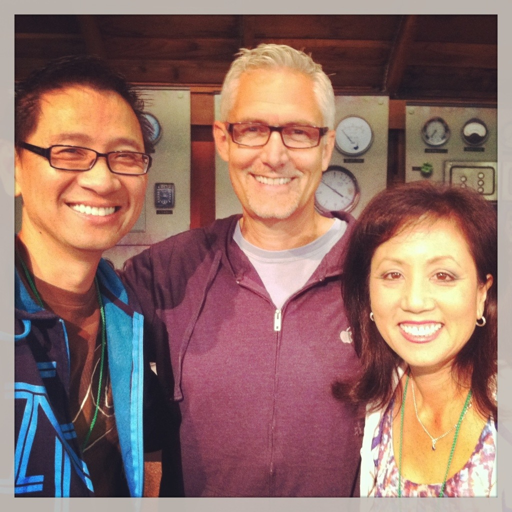 ...And learned great lessons about God from wonderful speakers like Pastor Rene Schlaepfer of Twin Lakes Church in Aptos, CA.